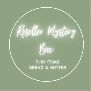 Reseller Mystery Bread & Butter Box, 7-10 Items